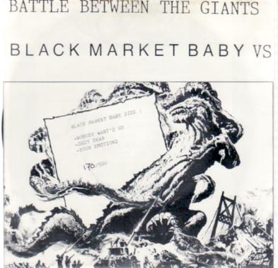 BLACK MARKET BABY VS OUTPATIENTS, Battle Between The Giants