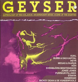 Geyser - Anthology Of The Icelandic Independent Musuic Scene