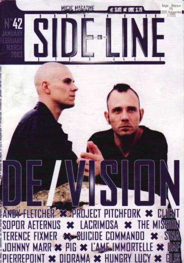 Side Line Mag No. 42