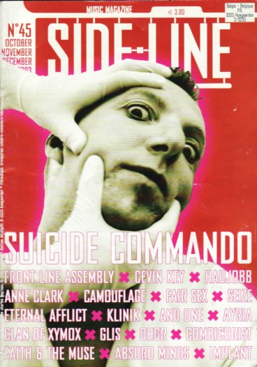 VARIOUS, Side Line Mag No. 45