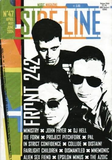 Side Line Mag No. 47