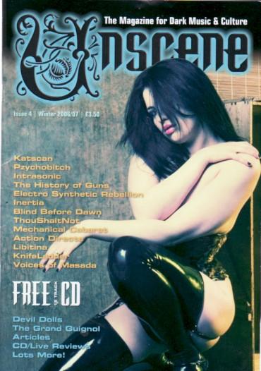 Unscene Mag No. 4