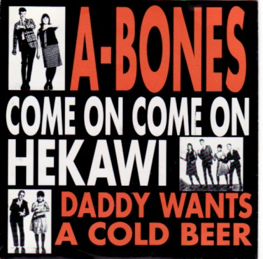 display image of A-BONES - Come On Come On