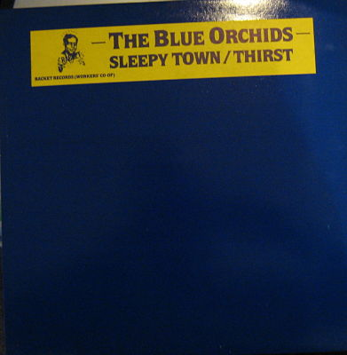 BLUE ORCHIDS, Sleepy Town