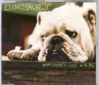DINOSAUR JR, Whatever's Cool With Me