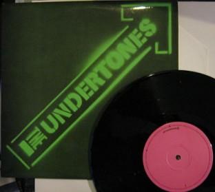 "Undertones Teenage Kicks 10"" promo"