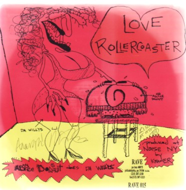 display image of ALICE DONUT - Love Rollercoaster