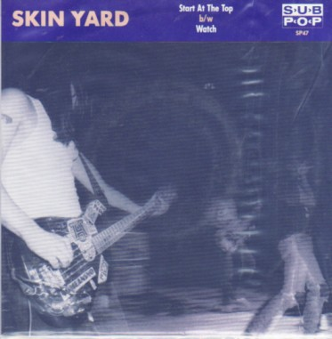 display image of SKIN YARD - Start At The Top