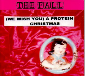 display image of FALL - We Wish You A Protein Christmas