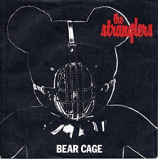 display image of STRANGLERS - Bear Cage