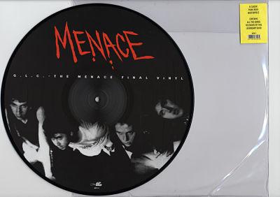 GLC - The Menace Final Vinyl