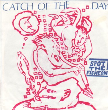 SHUDDER TO THINK / UNREST, Catch Of The Day