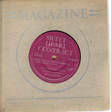 display image of MAGAZINE - Sweetheart Contract