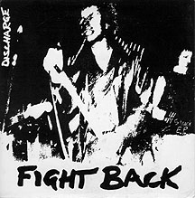 Discharge Fight Back 7""