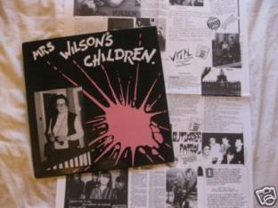 Mrs Wilson's Children LP