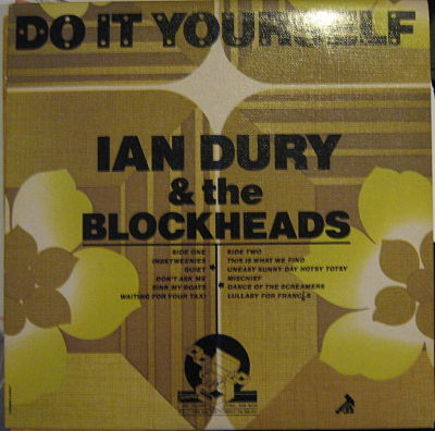 display image of IAN DURY - Do It Yourself