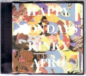 HAPPY MONDAYS, Kinky Afro