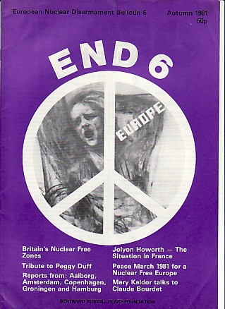 display image of VARIOUS - CND - End Nuclear Disarmament Mag No. 6