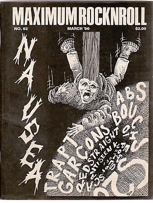 Maximum Rock n Roll Mag No. 82