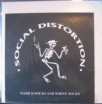 display image of SOCIAL DISTORTION - Hard Knocks And White Socks