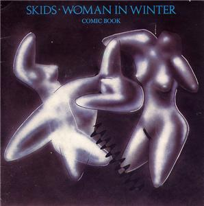 display image of SKIDS - Woman In Winter