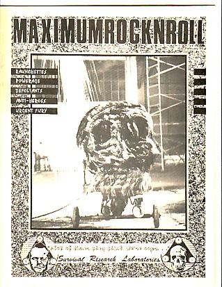 display image of VARIOUS - Maximum Rock n Roll Mag No. 33