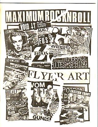 display image of VARIOUS - Maximum Rock n Roll Mag No. 35