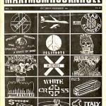 Maximum Rock N Roll Mag No. 9