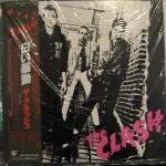 Clash debut LP Japanese