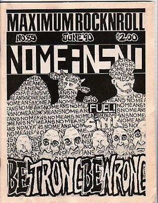 Maximum Rock n Roll No. 85