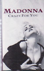 display image of MADONNA - Crazy For You