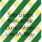 Psychedelic Furs 'Sister Europe' cassette