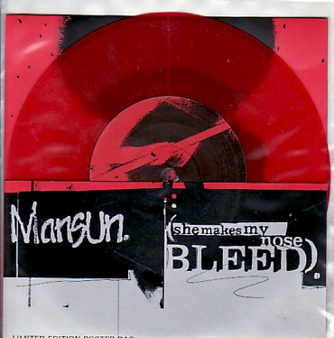 display image of MANSUN - She Makes My Nose Bleed