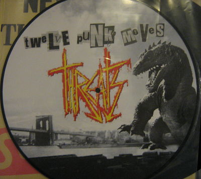 display image of THREATS - Twelve Punk Moves