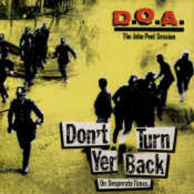 display image of DOA - Don't Turn Yer Back