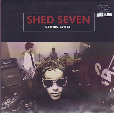 display image of SHED SEVEN - Getting Better