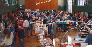 Exeter Record Fair