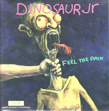 display image of DINOSAUR JR - Feel The Pain
