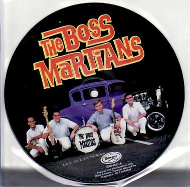 display image of BOSS MARTIANS - C'mon Jenny