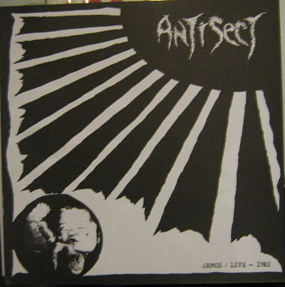 display image of ANTISECT - Demos Live 1982