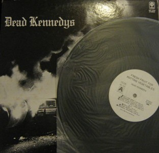Dead Kennedys 'Fresh Fruit' Japanese promo