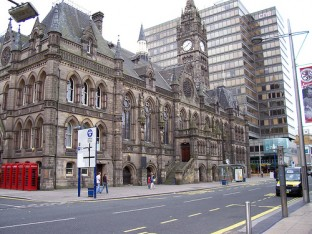 Mislesbrough Town Hall
