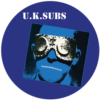 display image of UK SUBS - Another Kind Of Blues