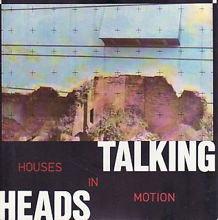 display image of TALKING HEADS - Houses In Motion