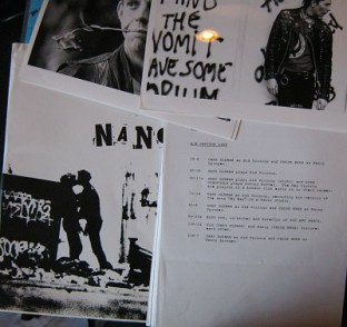 Sid & Nancy Film Press Kit