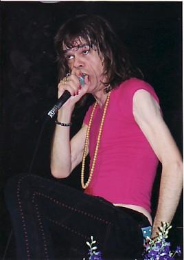 NEW YORK DOLLS, 2004 Photo Of Johansen