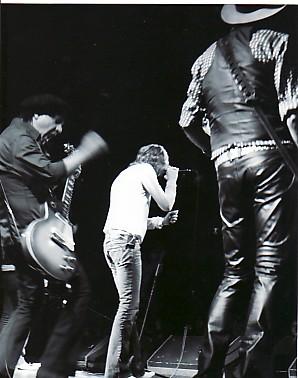 2008 Live Shot Of Three Members