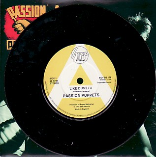 PASSION PUPPETS, Like Dust