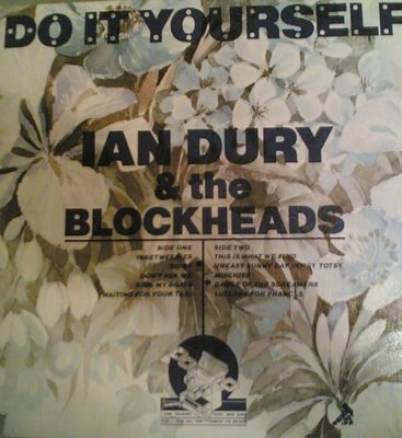 display image of IAN DURY & THE BLOCKHEADS - Do It Yourself
