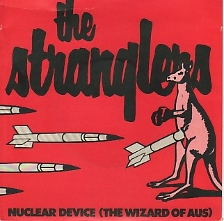STRANGLERS - Nuclear Device